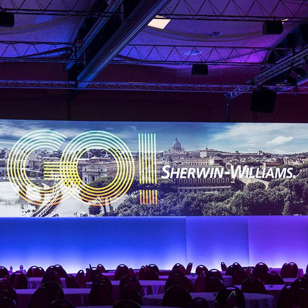 A roma il sales meeting 2018 di SHERWIN-WILLIAMS EMEAI