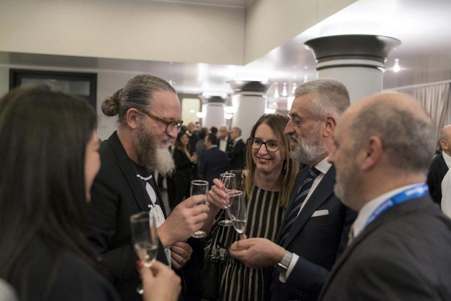 Sherwin-Williams South Europe 2018 – Gala dinner