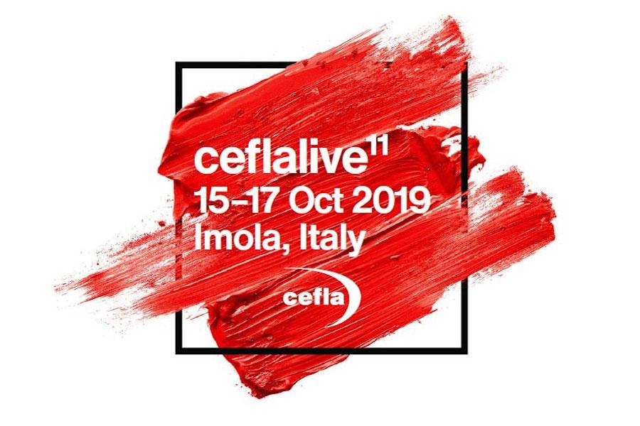 DAL 15 AL 17 OTTOBRE OECE AL CEFLA LIVE ACCENDE I MOTORI DELL'INNOVAZIONE IN DIRETTA
